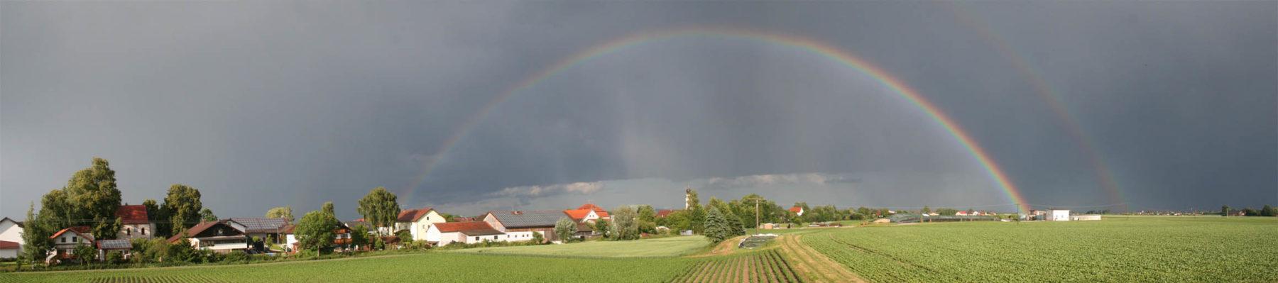 Haardorf und Mühlham
